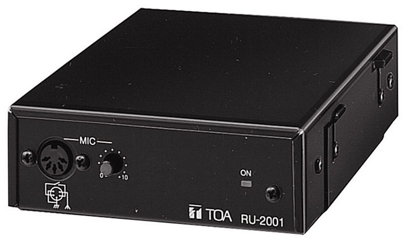 RU-2001 Amplifier Control Unit