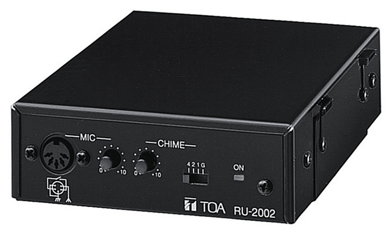 RU-2002 Amplifier Control Unit