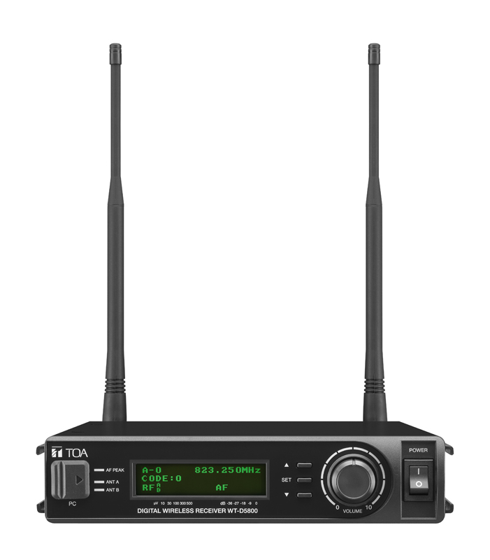 WT-D5800 Digital Wireless Receiver