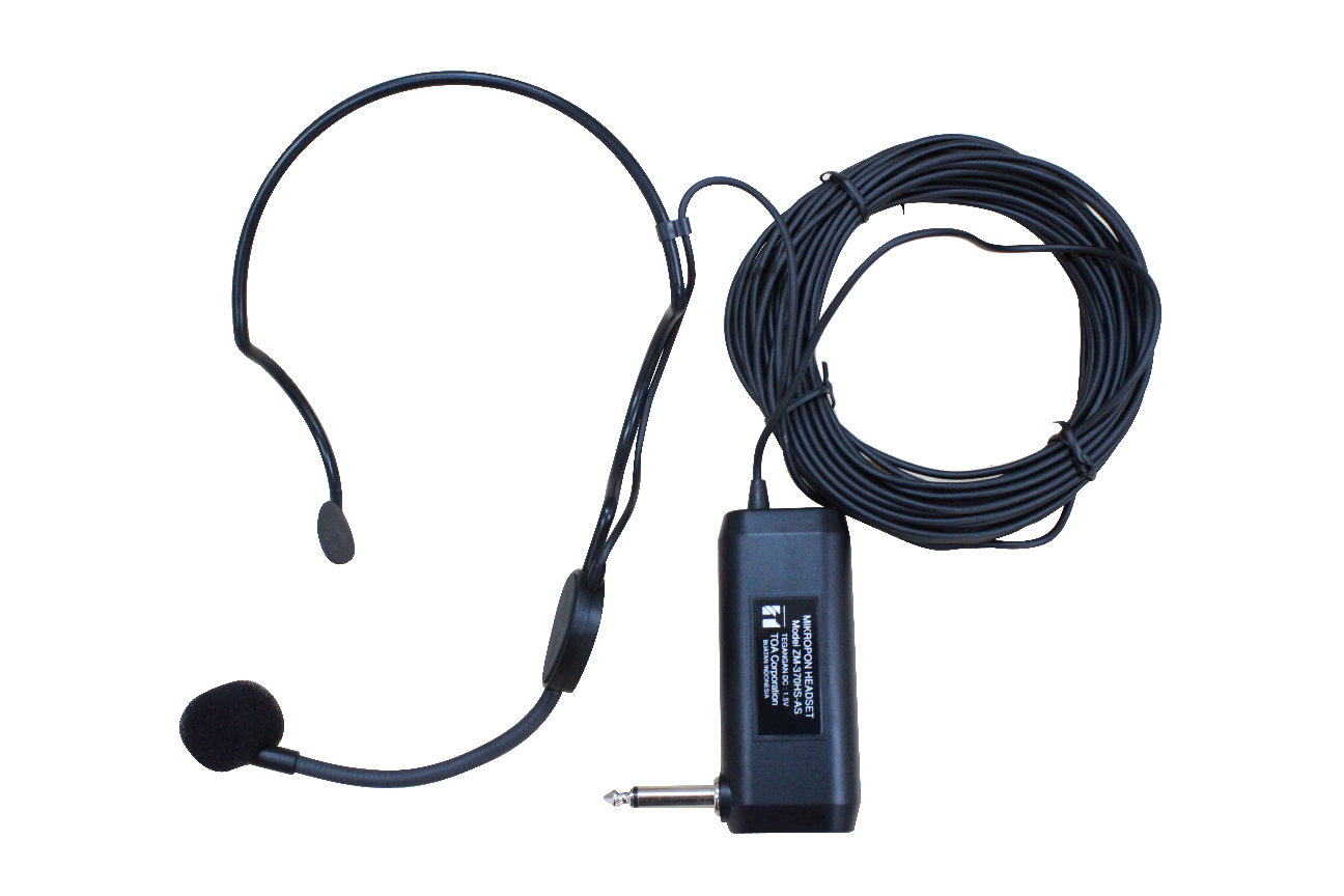 ZM-370HS-AS Headset Microphone
