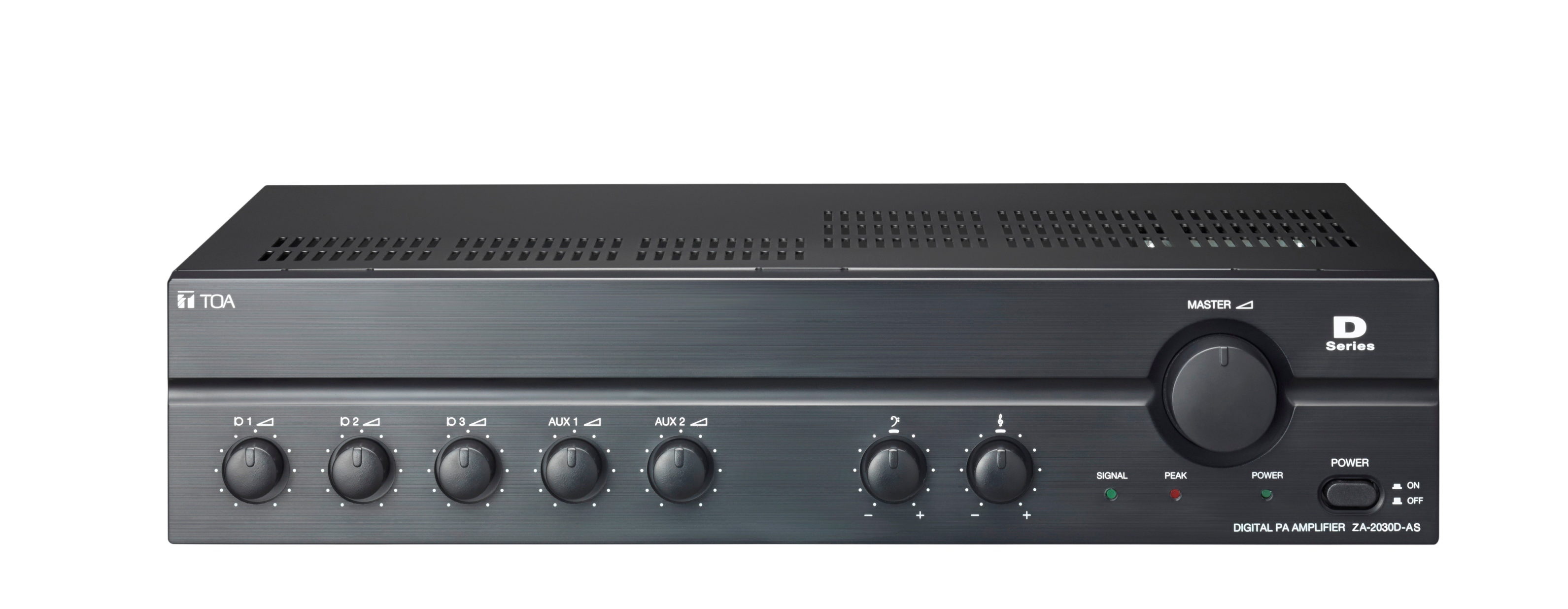 ZA-2030D-AS Digital PA Amplifier