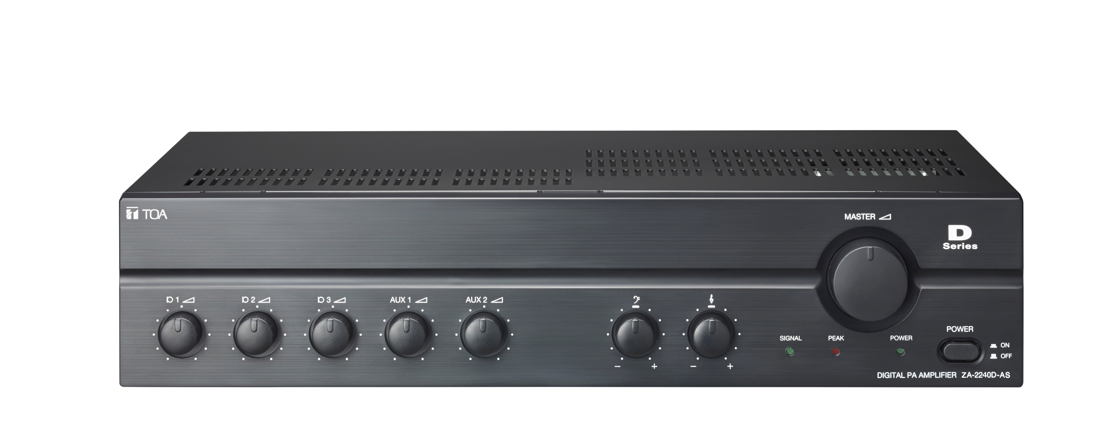 ZA-2240D-AS Digital PA Amplifier
