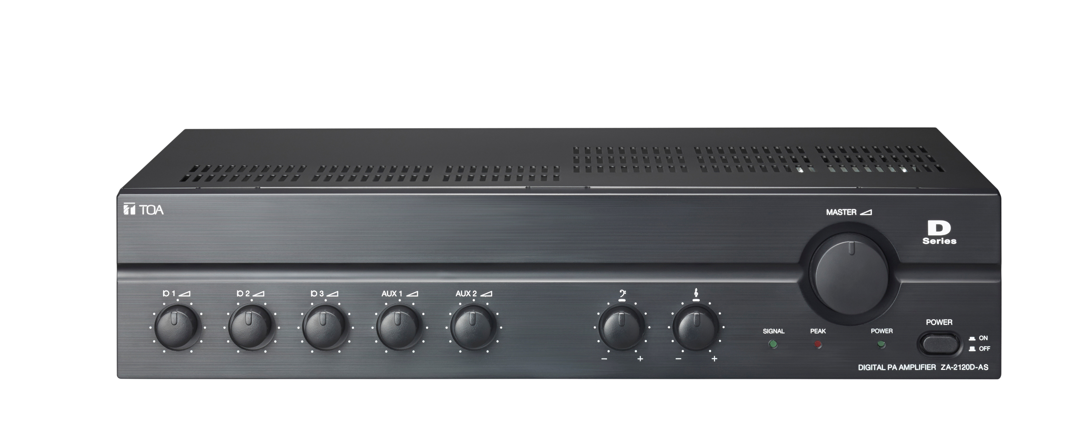 ZA-2120D-AS Digital PA Amplifier