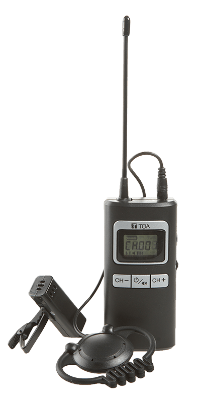 WG-D120T-AS Digital Wireless Guide Transmitter (Dual)
