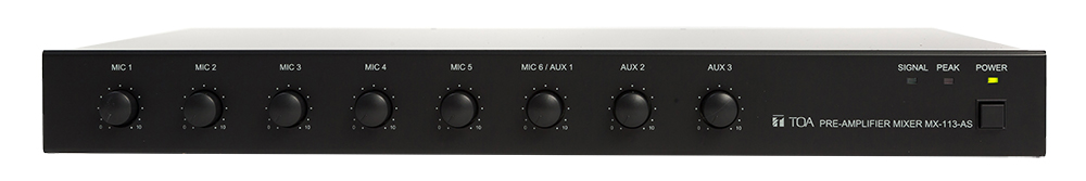 MX-113 Pre-Amplifier Mixer