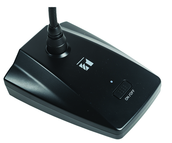 ZM-380-AS TOA latest gooseneck microphone model
