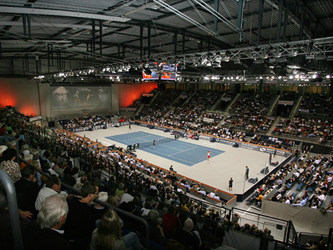 Germany: Porsche Arena